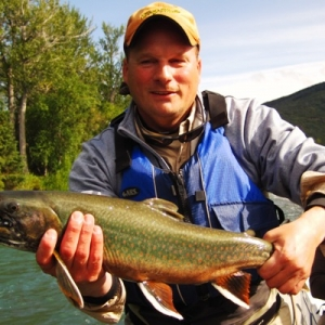 RICH WITH A GREAT DOLLY FROM THE KENAI RIVER