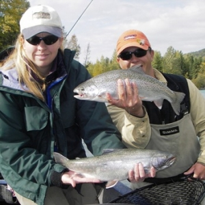 alaska rainbow and dolly varden