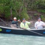 kasilof river drift boat